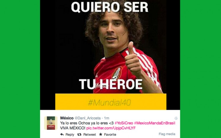 Memo Ochoa Memes World Cup 2014  See Funniest Viral Photos From ... 116cae682