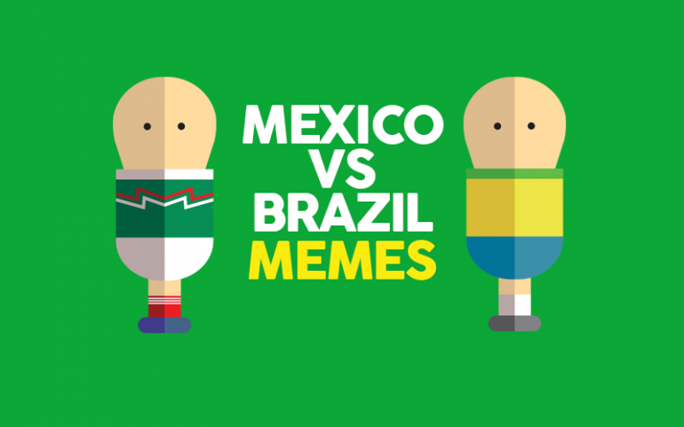 World Cup 2014: Mexico Vs. Brazil Memes