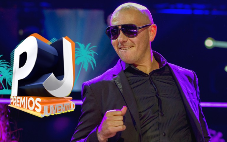 Pitbull To Receive Special Honor At Premios Juventud 2014