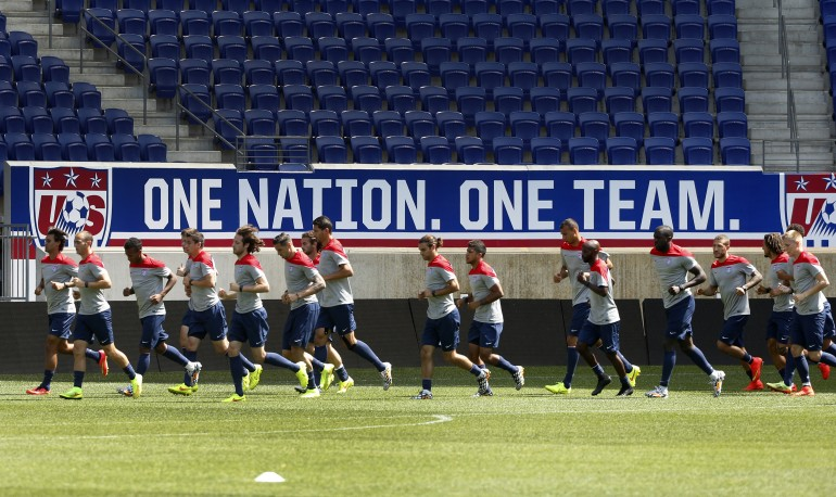 One Nation One Team