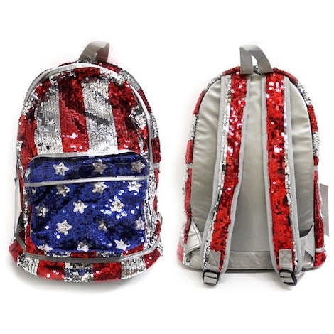 Bedazzled Backpack