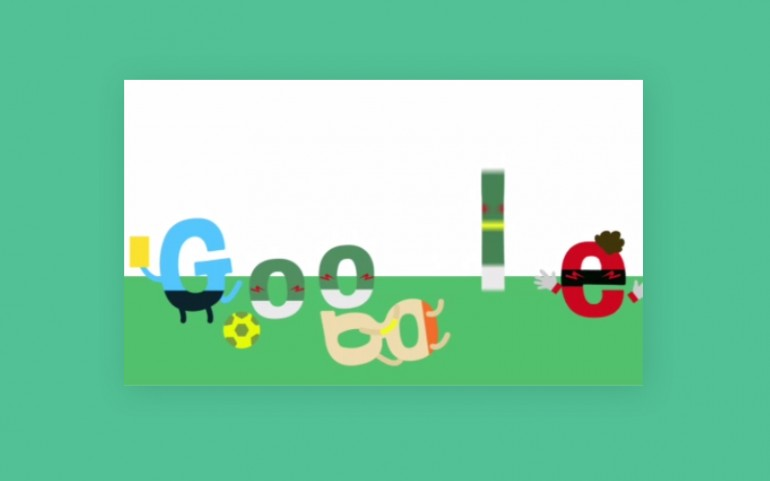 Google Doodle: Mexico Vs. Netherlands