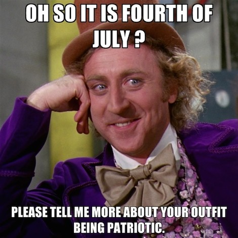 patriotic outfit 4th of july memes best independence day memes and vines to