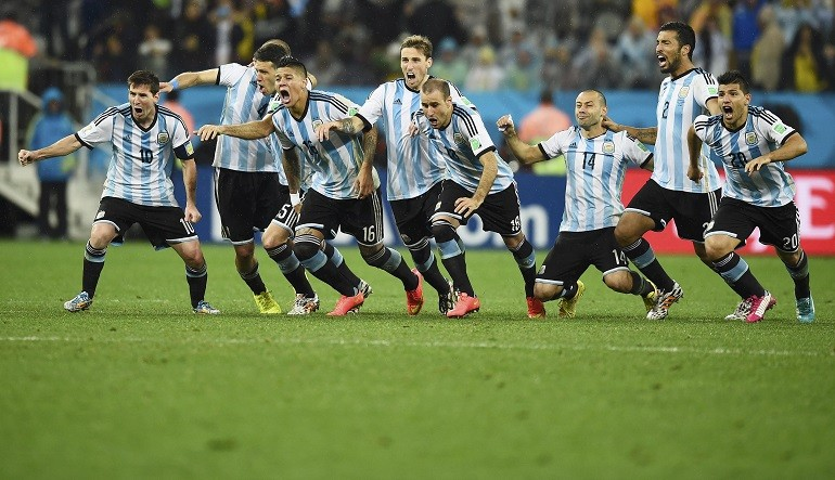 Argentina's Fifth Appearance