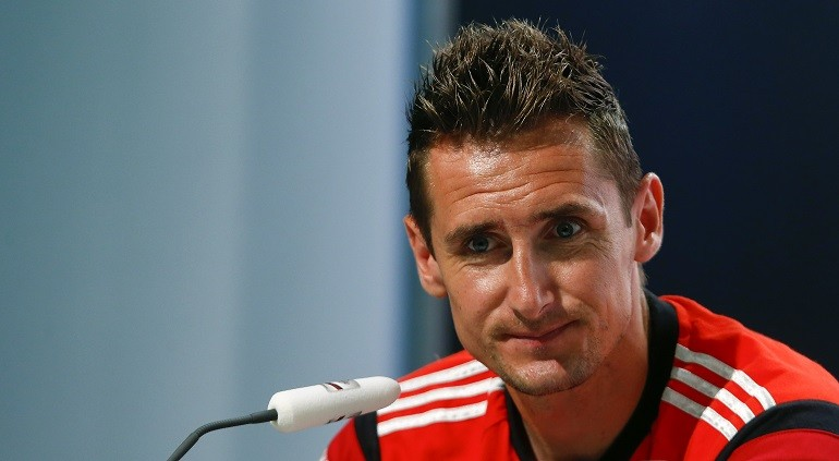 The German Great: Miroslav Klose