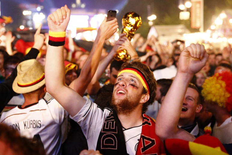 Germany Celebrates!