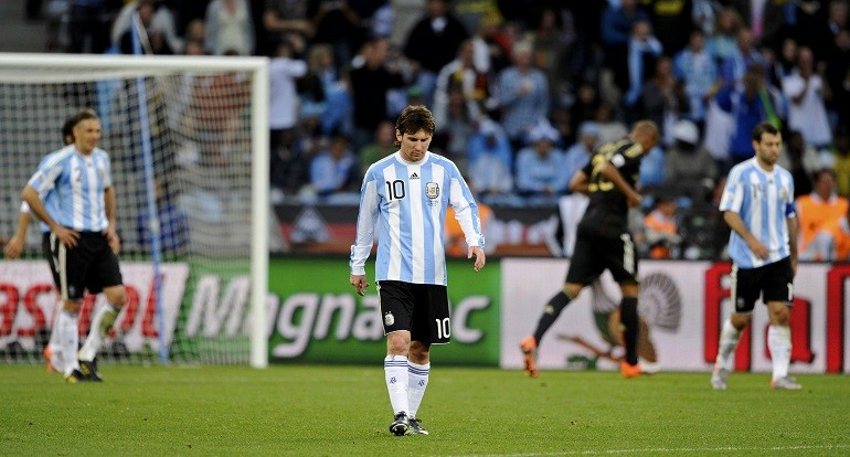 Germany looks to eliminate Argentina for the third consecutive World Cup