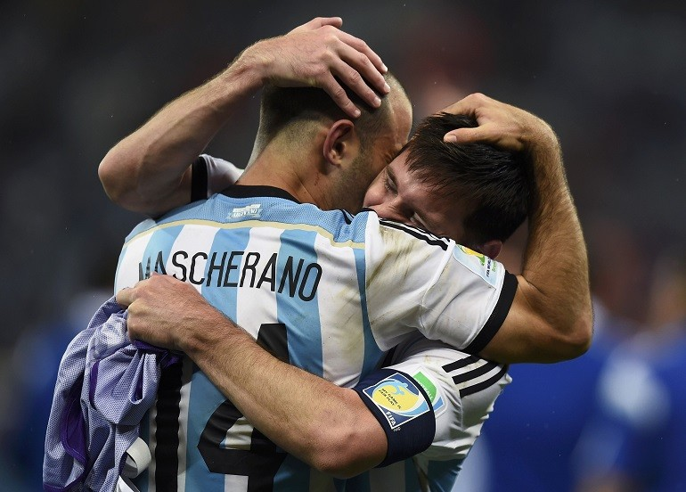 Mascherano is marvelous!