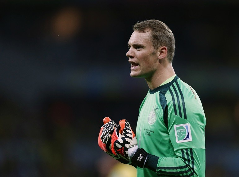 Not many better than Neuer