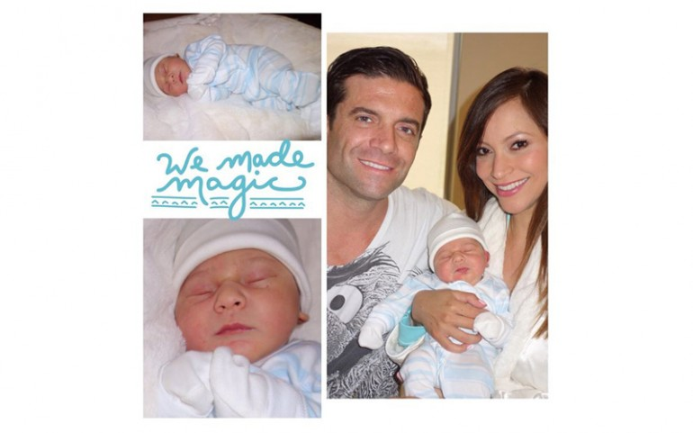 Satcha Pretto Gives Birth To Baby Boy!