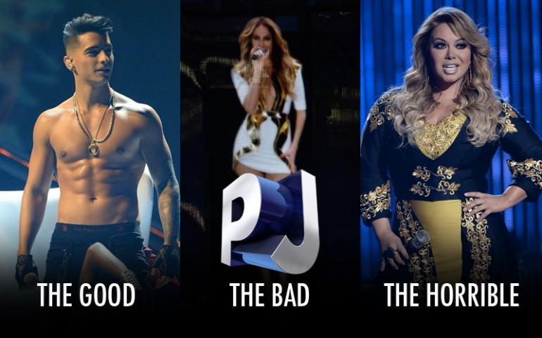 Premios Juventud: The Good, The Bad, The Horrible