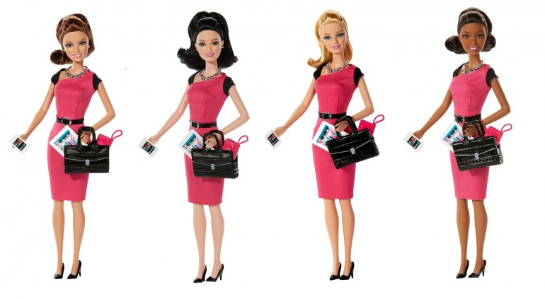 Entrepreneur Barbies