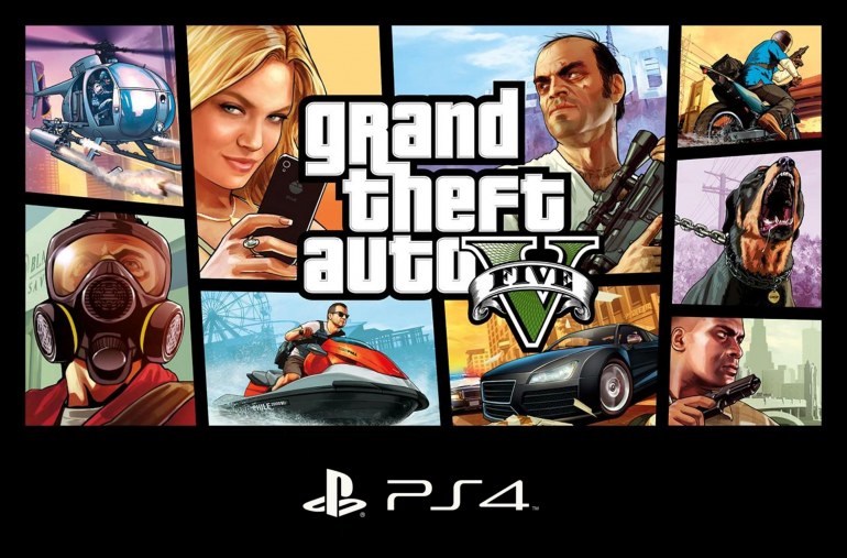 GTA 5: Retailer Lists PS4 and Xbox One Release Date in November - IGN