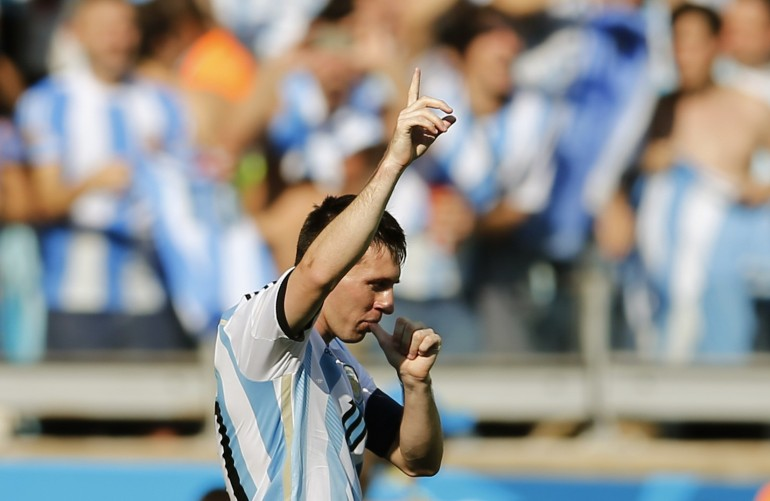 #2 The Coronation of Lionel Messi