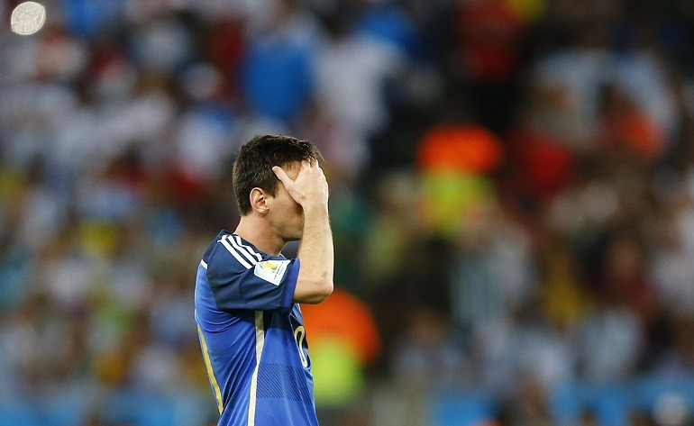 #5 Messi's Dream Is Shattered
