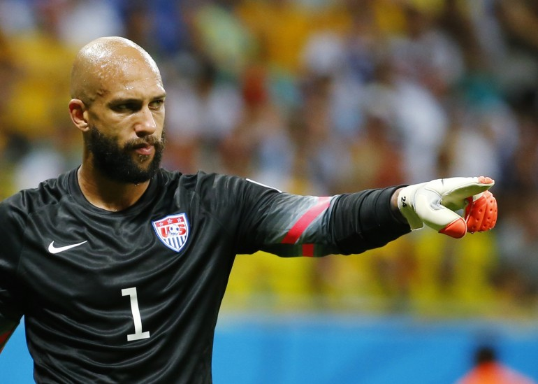 #6 Tim Howard Saves The Day!