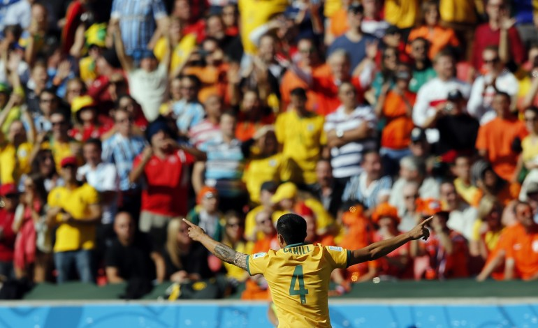 #7 Tim Cahill's Goal of the Tournament