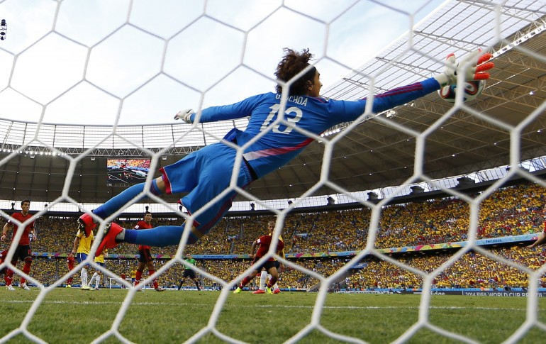 #8 The Fortress of Fortaleza - Memo Ochoa