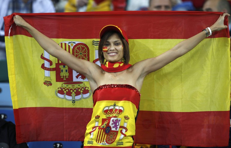 Spain's Number One Stunner