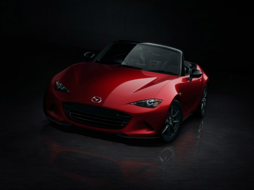 2016 Mazda Miata front photos