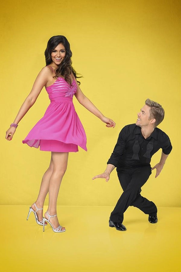 Dwts 19 week 10 bethany and derek dating. Dating for one night.