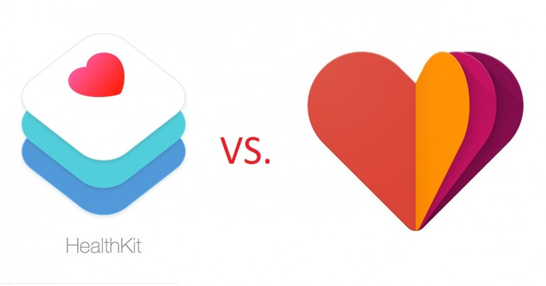 Apple HealthKit vs Google Fit