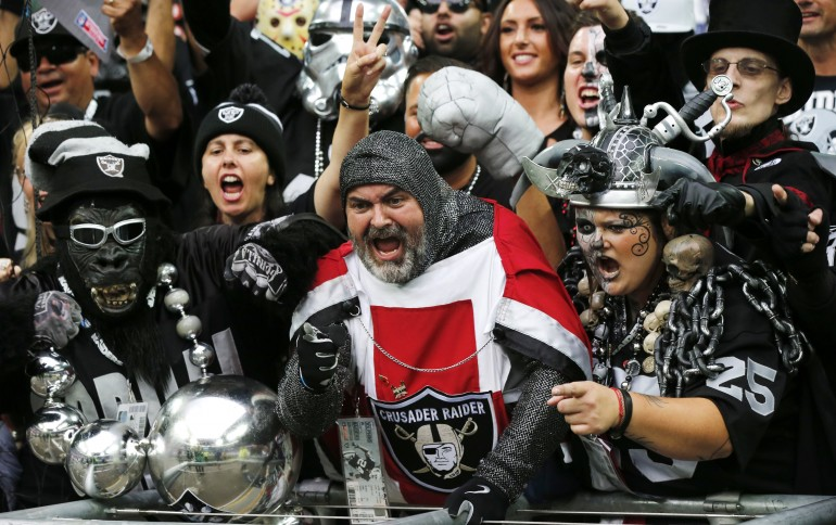 #2 The Chess Game With The Raiders