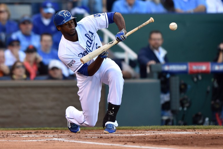 #2 The Royals' Cain Is Healthy, The Giants' Cain Is Not
