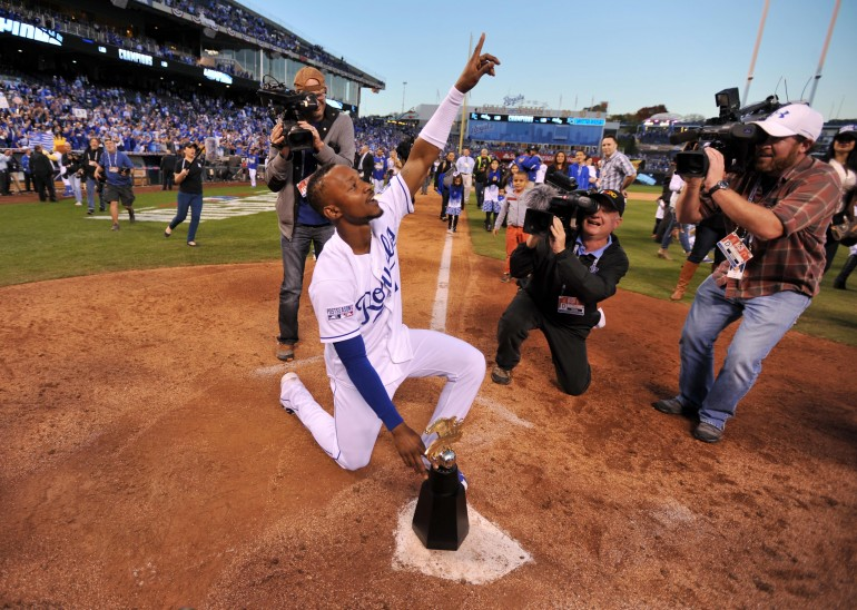 #4 The Baseball Gods Are Smiling On The Royals
