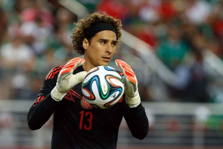 Memo Ochoa News Is Liverpool Pushing For Mexico S Goalie