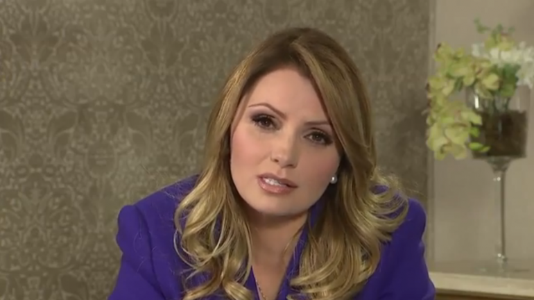 angelica rivera attempts to clarify how she earned the