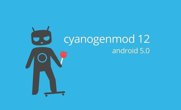 CM12 Galaxy S4 Android 5.0.2
