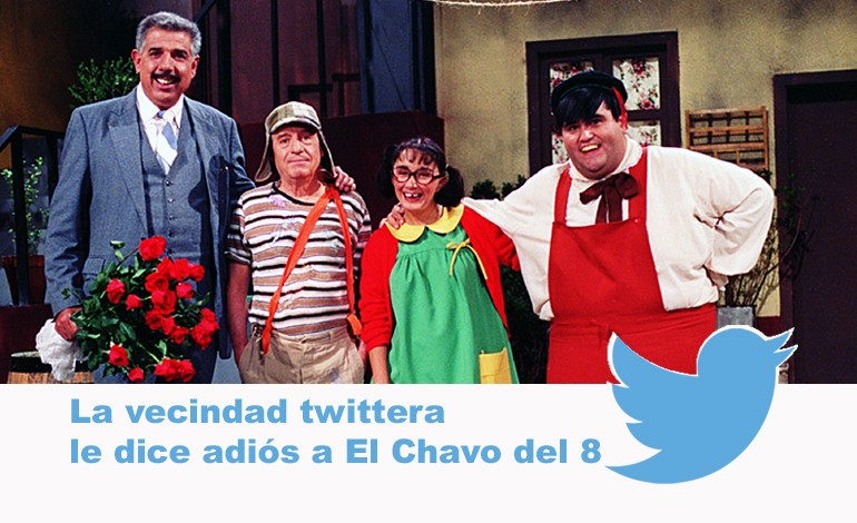 Twitter Reacts To Chespirito's Death