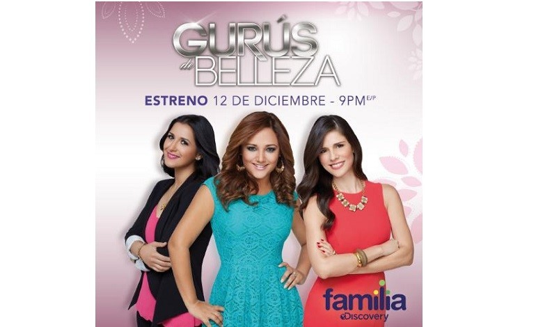 Latina's Host Gurus De Belleza on Discovery Family