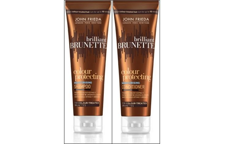 John Frieda Brilliant Brunette Colour Protecting Products