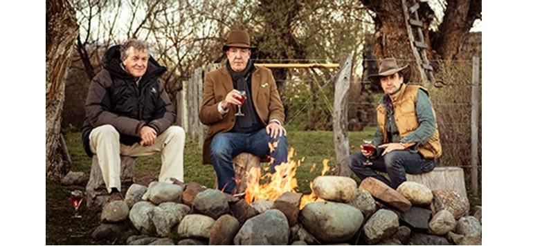 Top Gear Patagonia Argentina Christmas Special