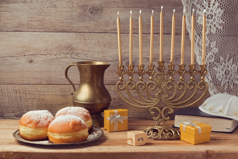 This week marks the beginning of Hanukkah