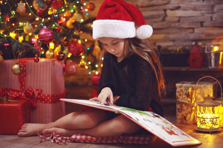 Christmas Poems For Family: 4 Festive Rhymes For Both Kids