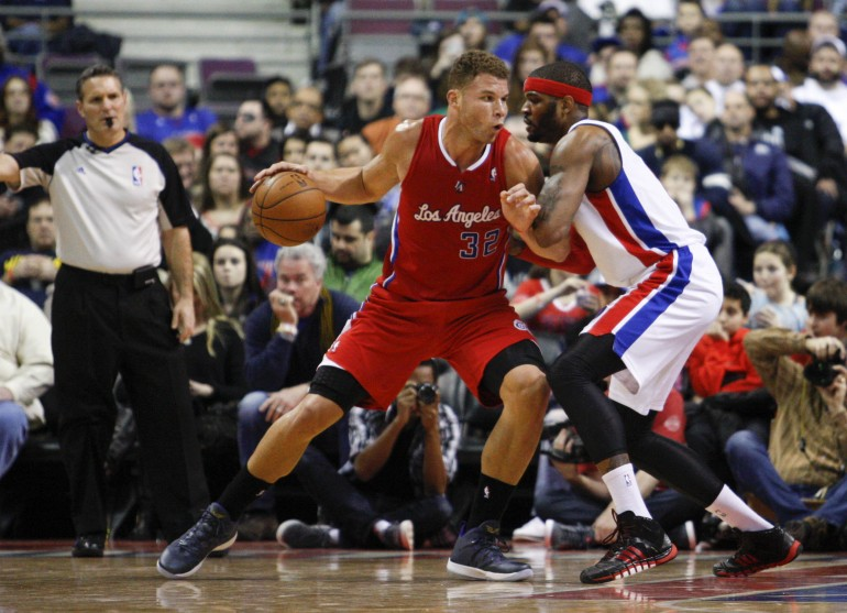 #3 Los Angeles Clippers