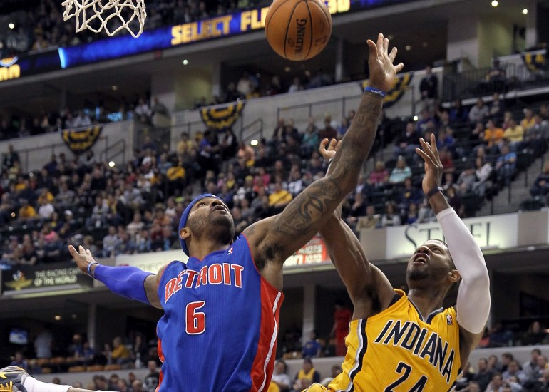 #5 Indiana Pacers
