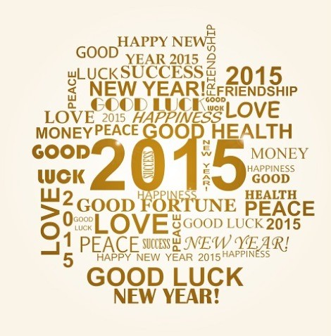 Happy new year and wishes