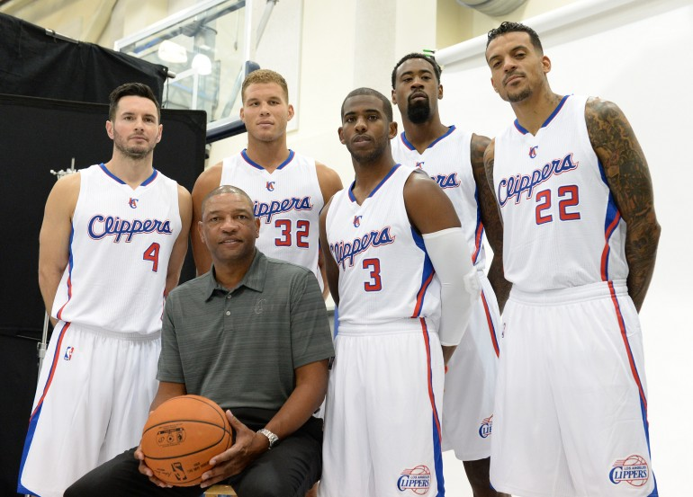 Doc Rivers and Los Angeles Clippers