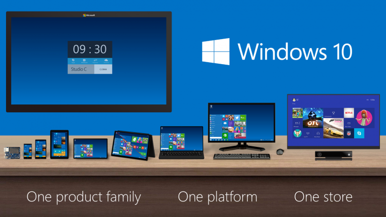 d13559dfe3 Windows 10 Release Date News: Brand New OS Is Free For Windows 8.1 ...