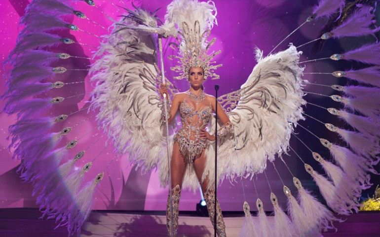Miss Universe 2014 National Costumes: Argentina