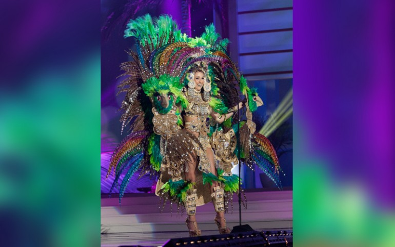 Miss Universe 2015 National Costume Photos: From The