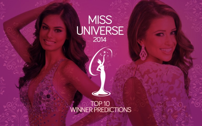 Miss Universe 2015 Winner Predictions: Who Are The Top 10