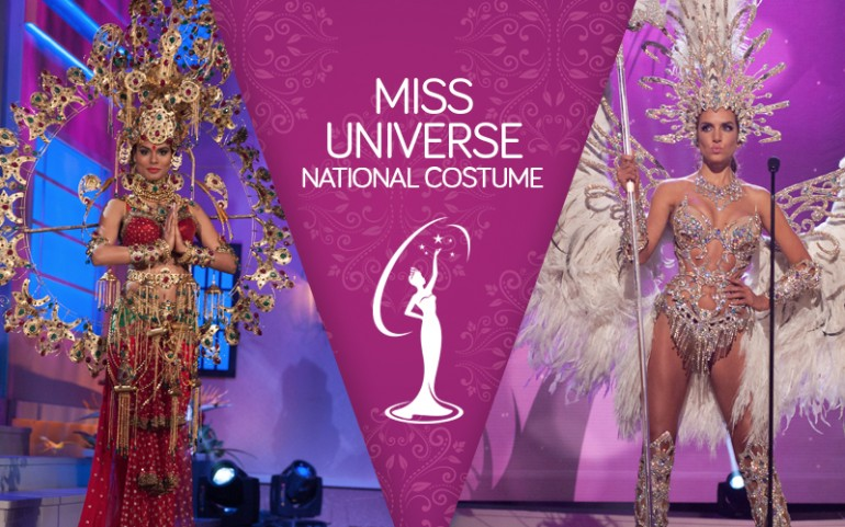 Miss Universe 2014 National Costume Winner
