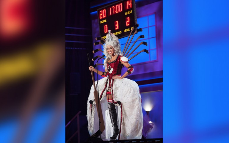 Miss Universe 2014 National Costumes: Canada
