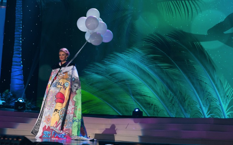 Miss Universe 2014 National Costumes: Germany