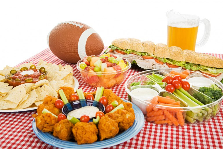 Healthy super bowl snacks 5 appetizers to feel good about including shutterstock17603035 forumfinder Image collections